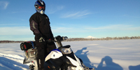 Winter Backcountry Snowmobile Trips
