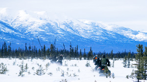 Multi-Day Snowmobile Tours