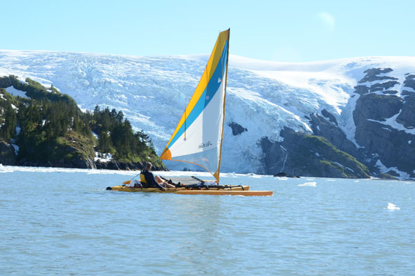 Alaska Wild Guides – Summer Sailing Sea Kayak Tours.