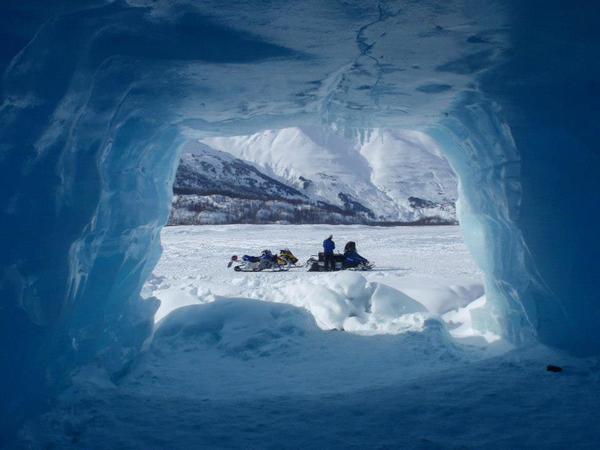 Alaska Wild Guides – Guided Alaska Backcountry Snowmobile Tours.