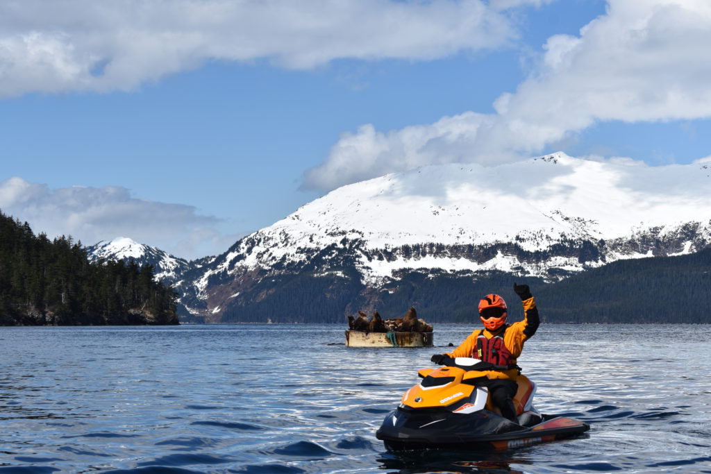 Glacier Jet Ski Tours & Kayak Adventures in Alaska